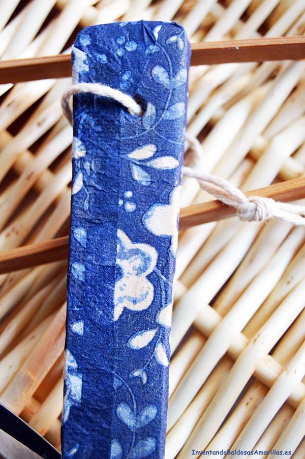 tutorial decoupage madera