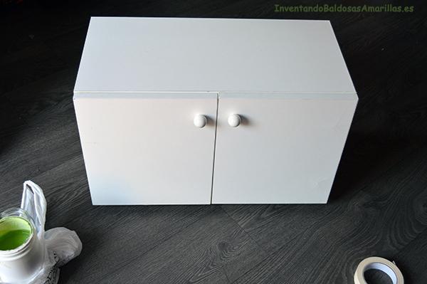 Aprende a decorar muebles blancos