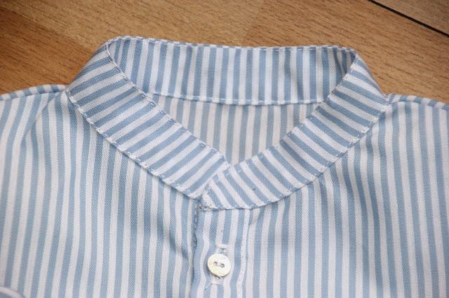 DIY Cómo hacer camisa-body para bebé (patrones gratis) blog costura y diy
