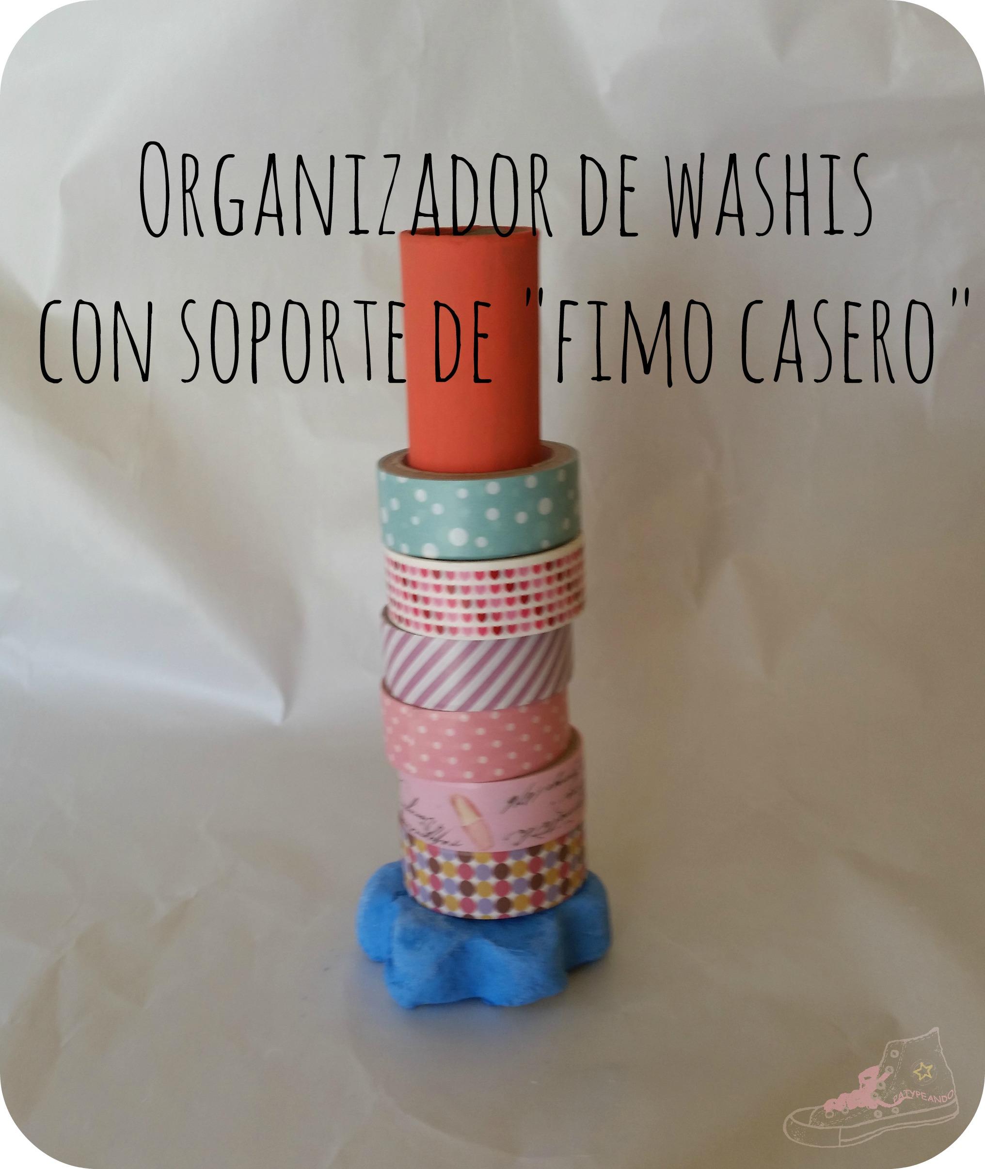 organizador de washis
