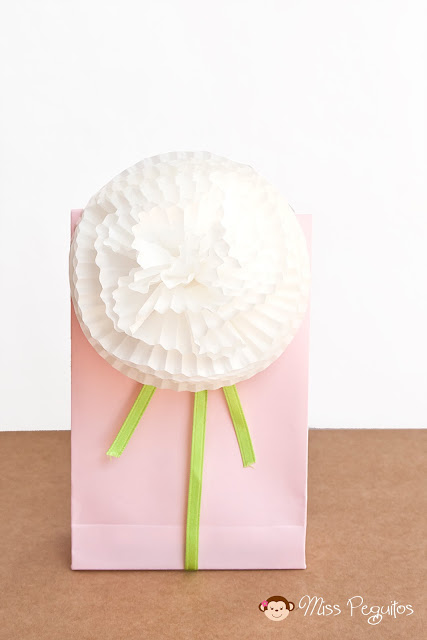 diy packaging easy flower empaquetado flores