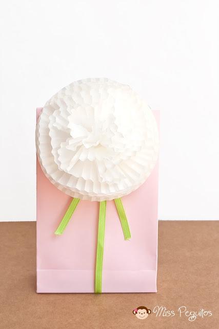 diy packaging easy flower empaquetado flores