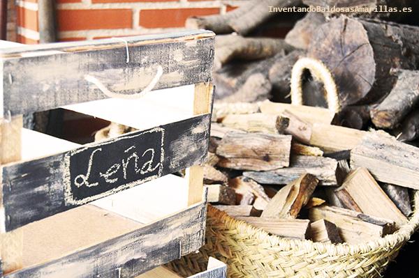 Decorar cajas de fruta de madera Handbox Craft Lovers Comunidad