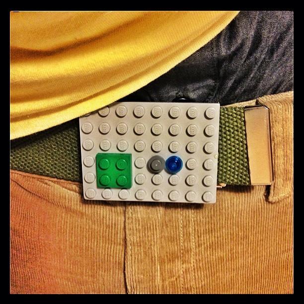 4 chapa cinturón