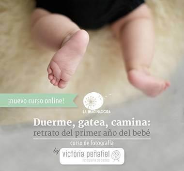 curso fotografia bebes