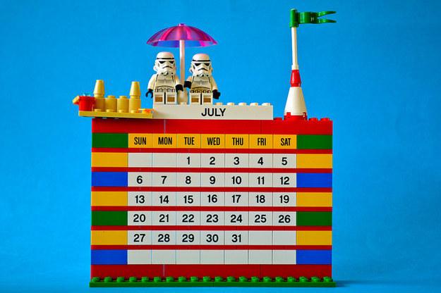 18 calendario