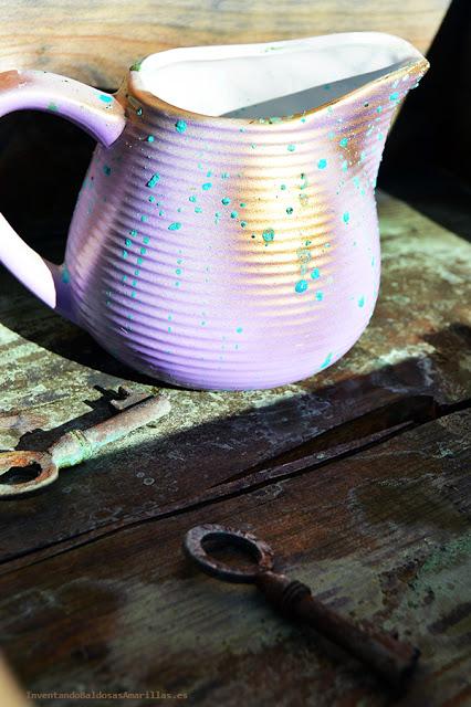 Oxidar cerámica