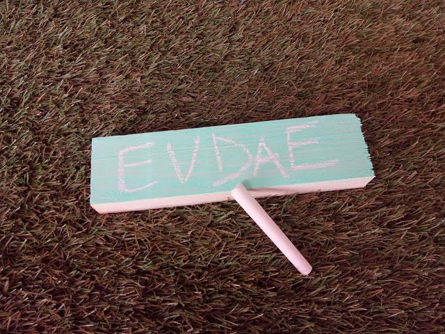 Evdae chalk paint pintura casera diy