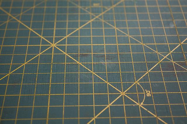 cortes y cortes sobre superficie corte pángala