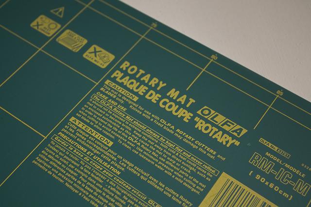 quitar manchas y cuidar tabla de corte tipo olfa17