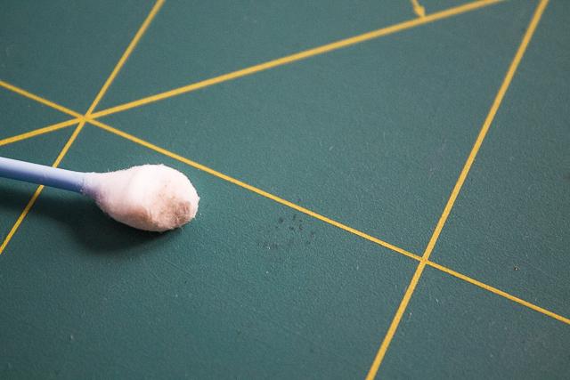 quitar manchas y cuidar tabla de corte tipo olfa13
