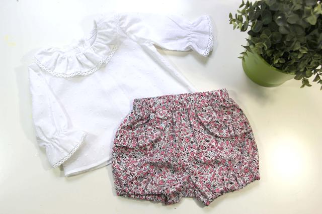 DIY Cómo hacer pantalones de bebe (patrones gratis) blog costura y diy