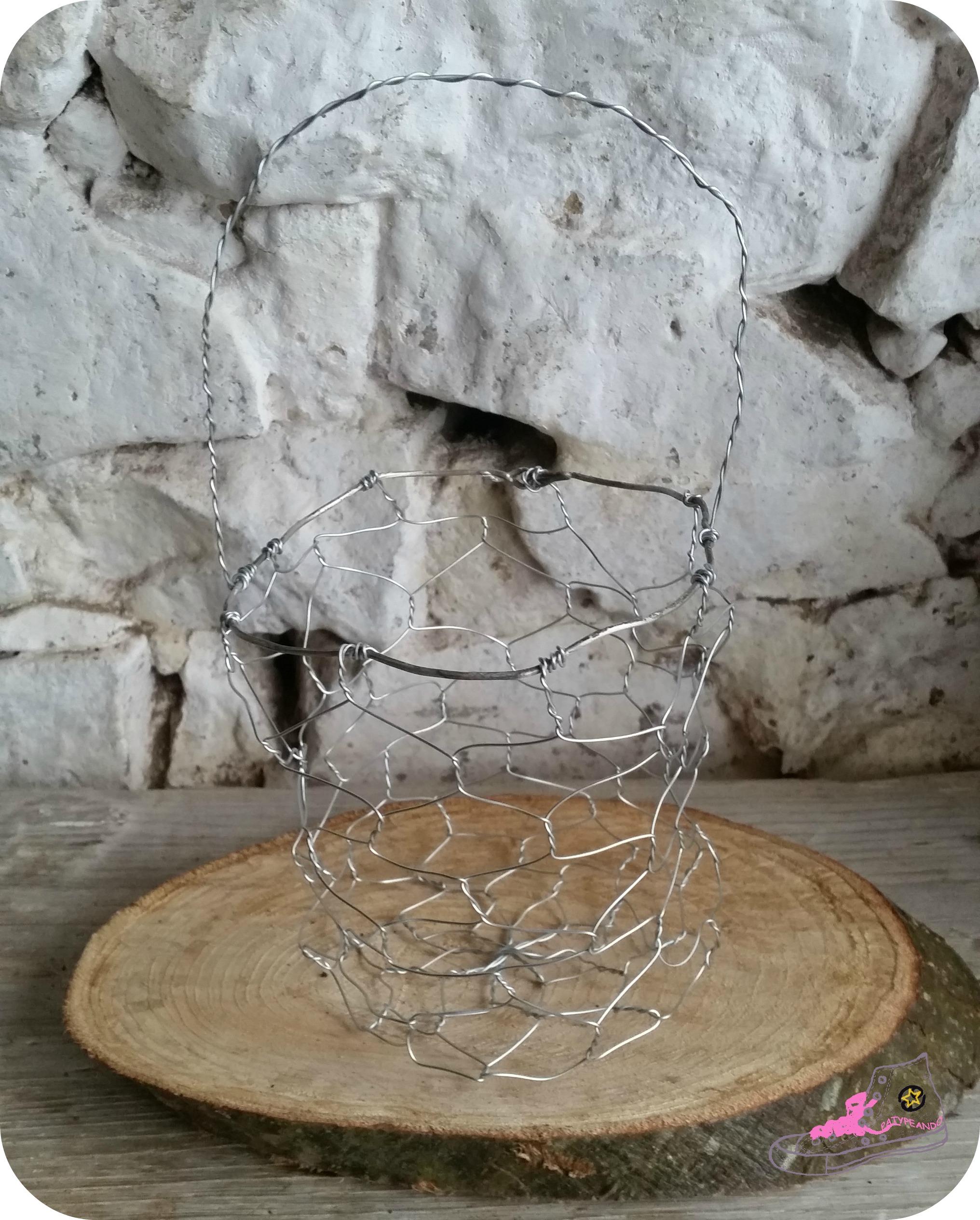 cesto de alambre 2