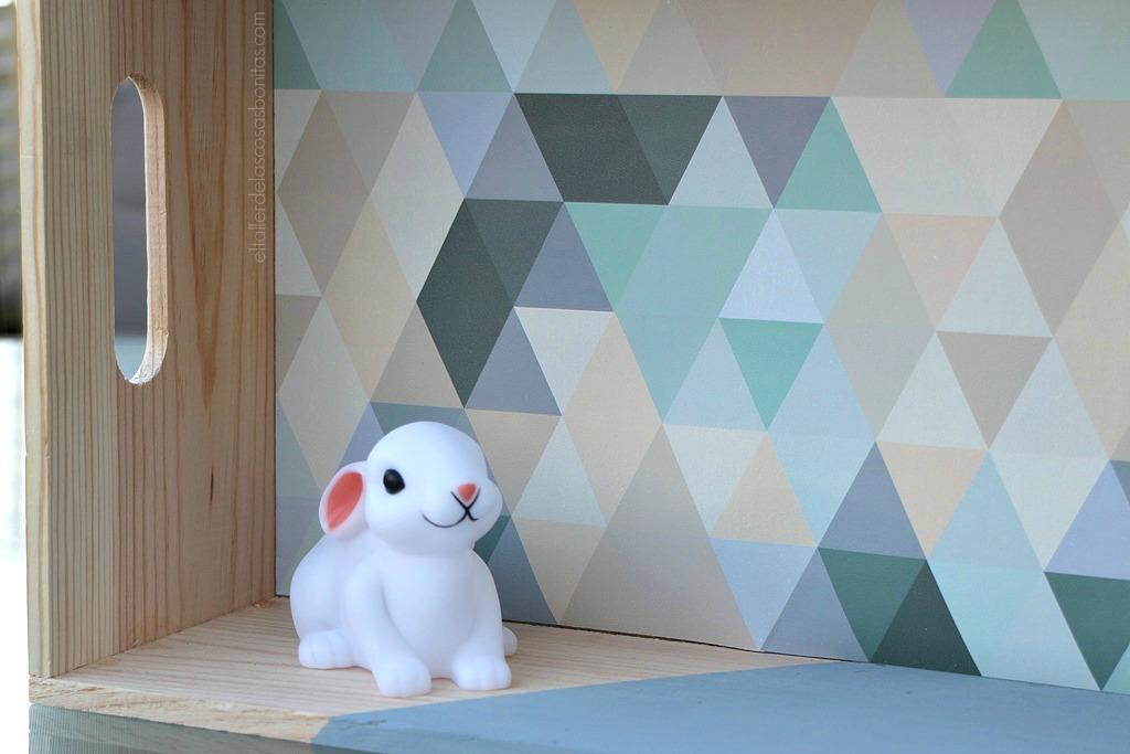 caja de madera pintada (3)