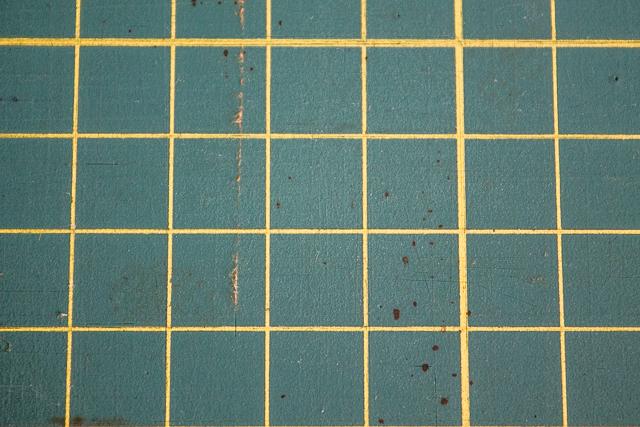 restos de fibra por excederme con el cutter tabla pángala