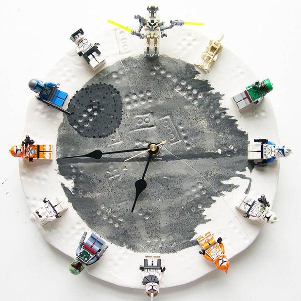 12 reloj