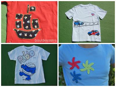 DIY camisetas personalizadas