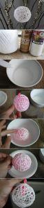 Nuevo DIY de Navidad vía Pinterest