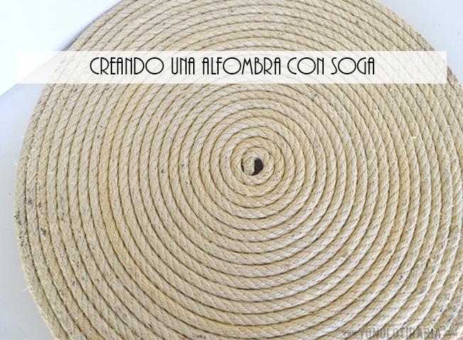 2x1 Alfombra y rascador - Handbox Craft Lovers | Comunidad DIY ...