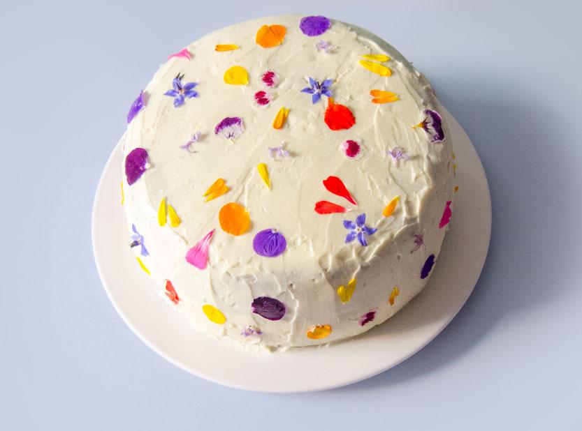 carrot-cake-tarta-flores