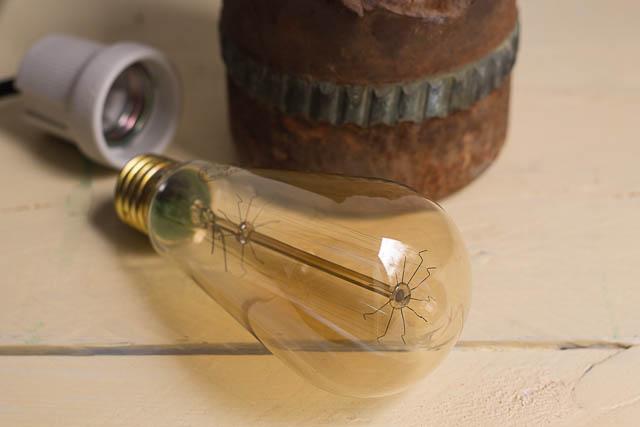 bombilla edison lámpara diseño missoluciones-pángala