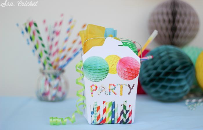 caja china para fiestas