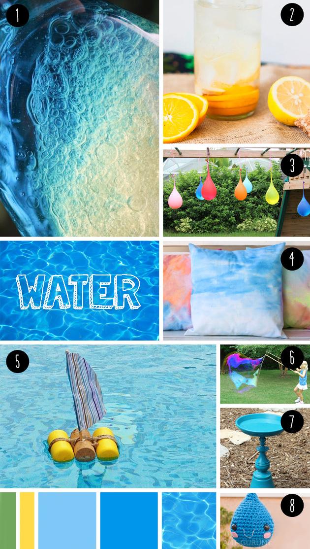 8 water DIY seen at