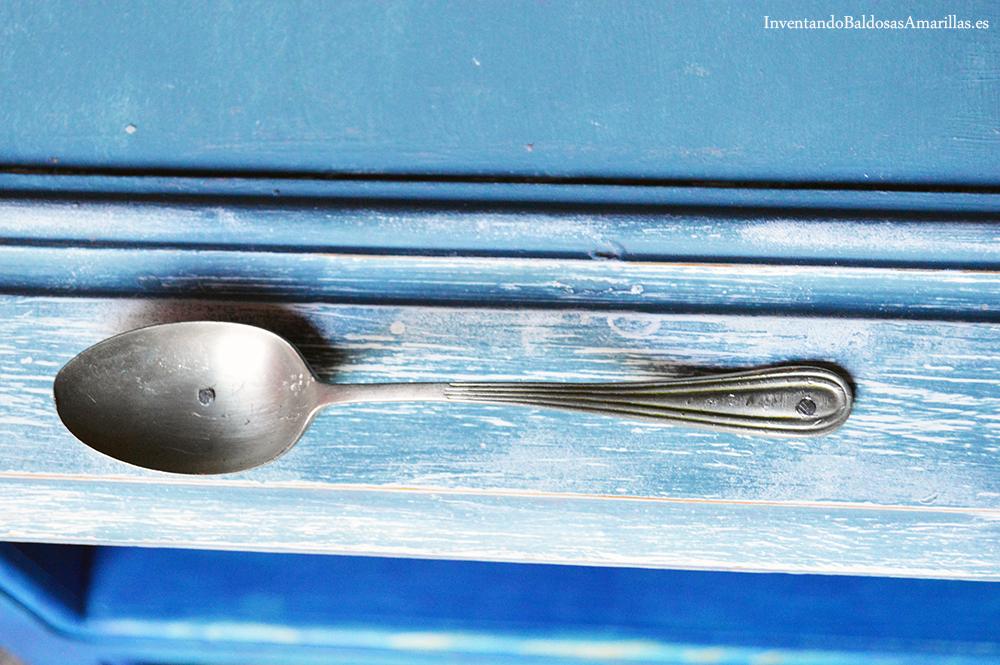 cuchara vintage