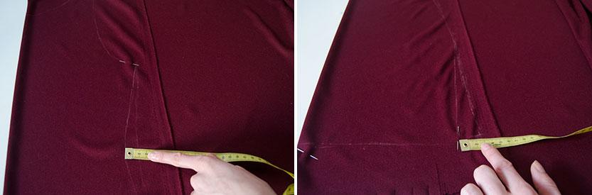 diy-vestidos-cortos-ajustados