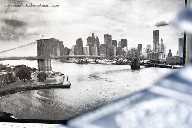 foto ciudad blanco y negro