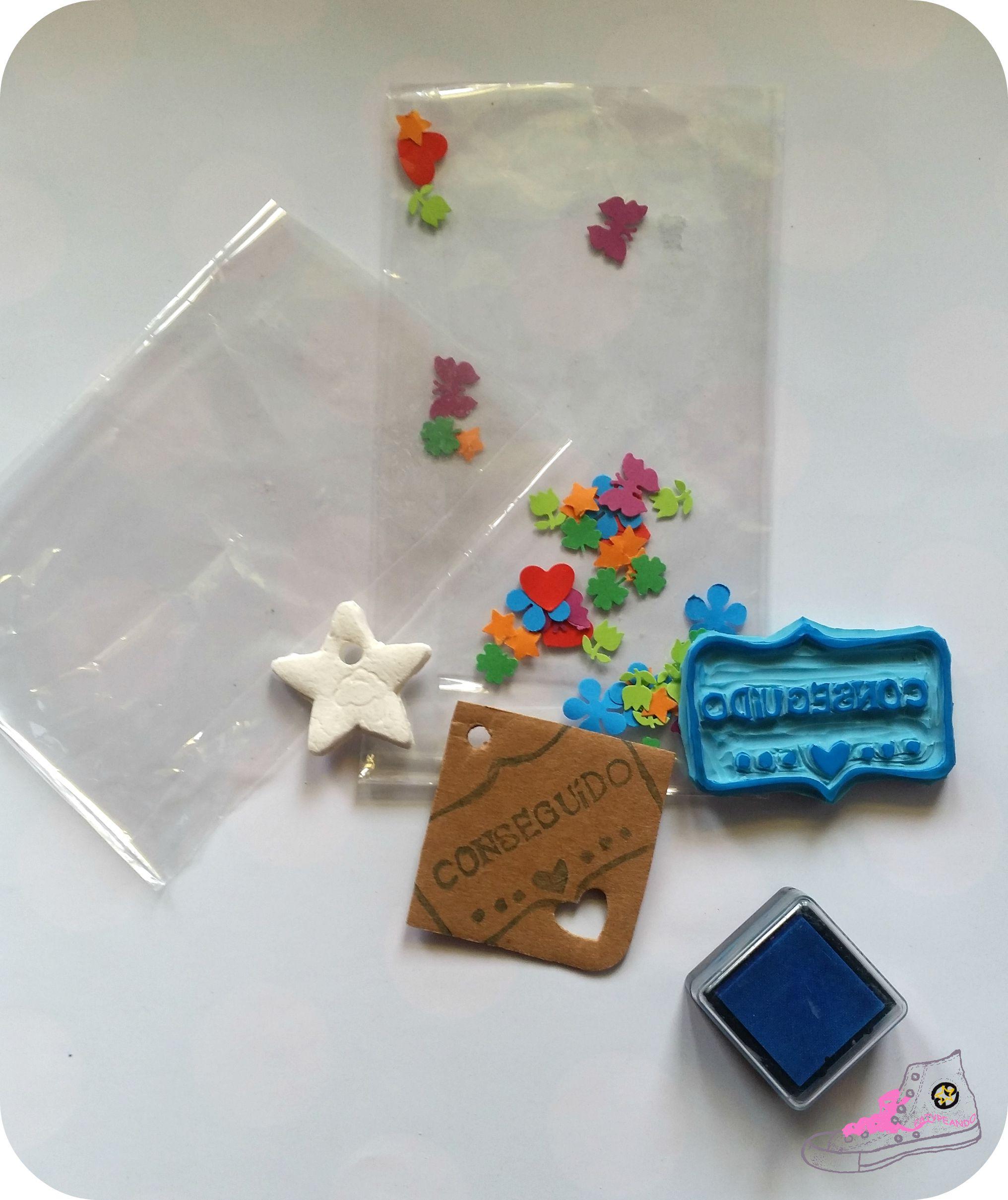 packaging para sello