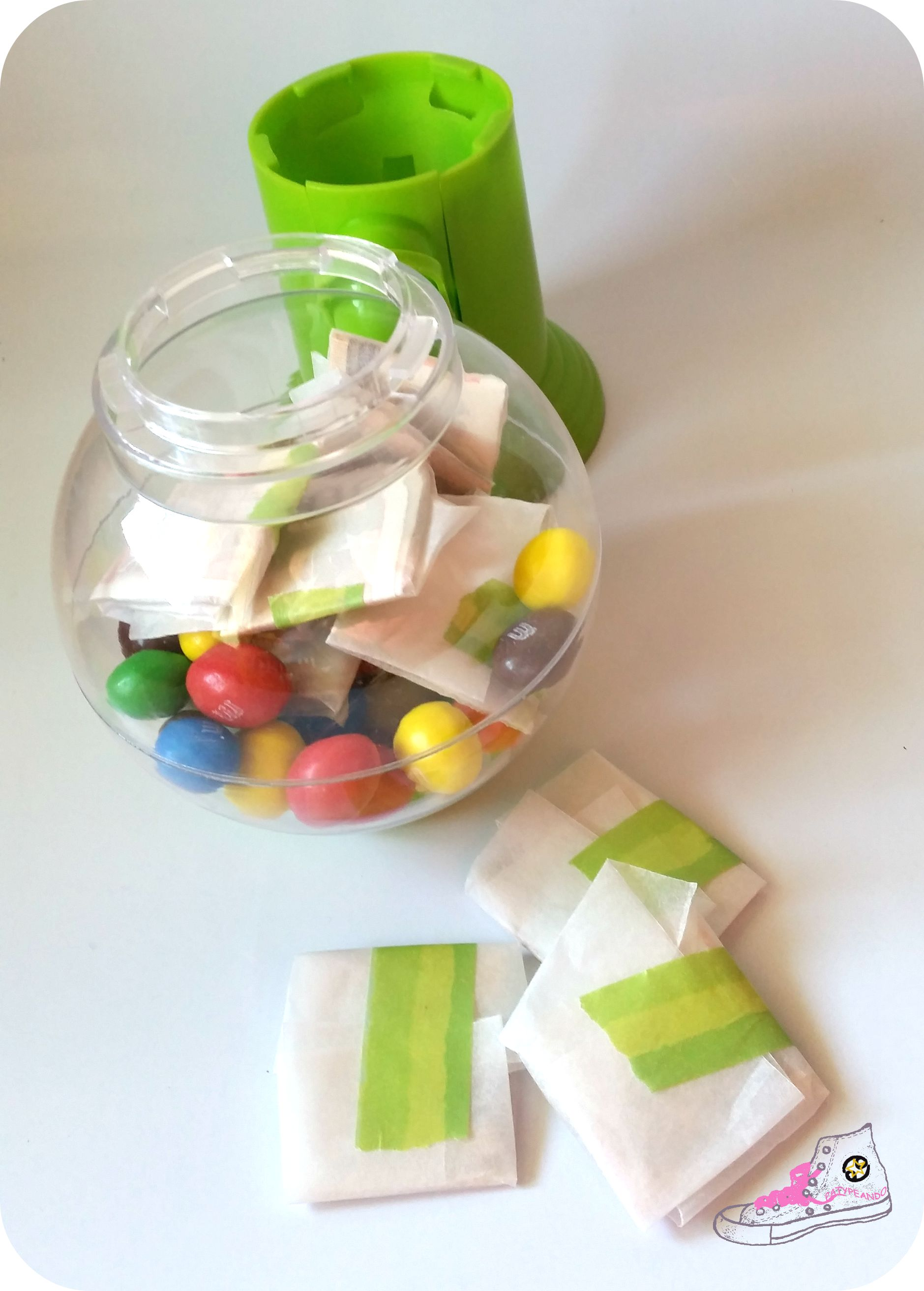espendedor de dulces