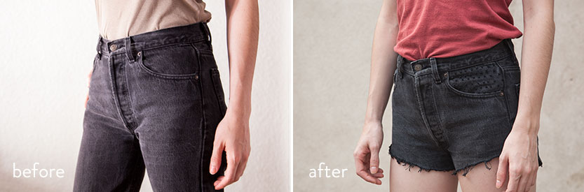 diy-shorts-before-after