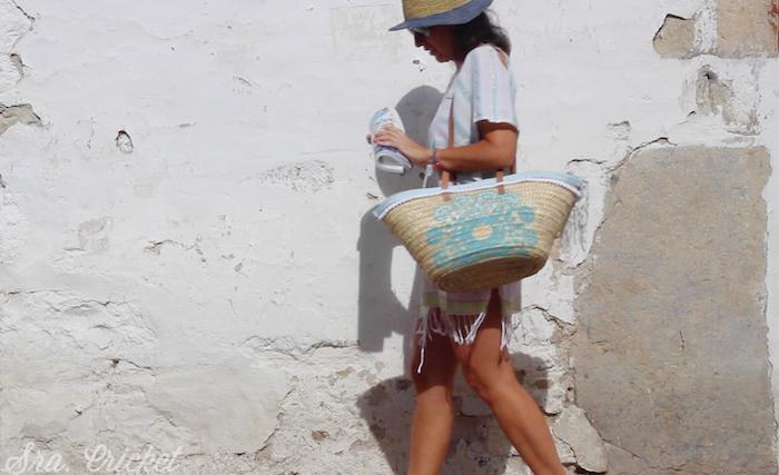 personalizar cesto de playa