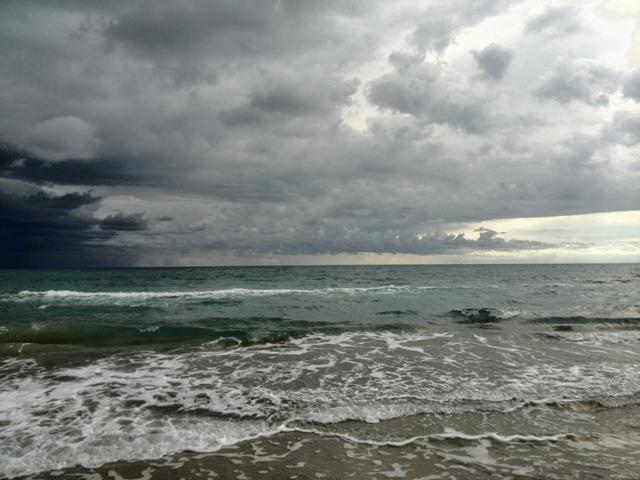 tormenta que se avecina