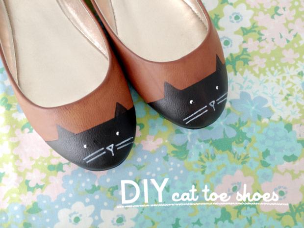 7 zapatos de gatitos