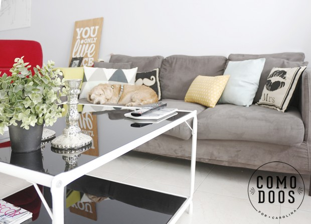 Living room Comodoos