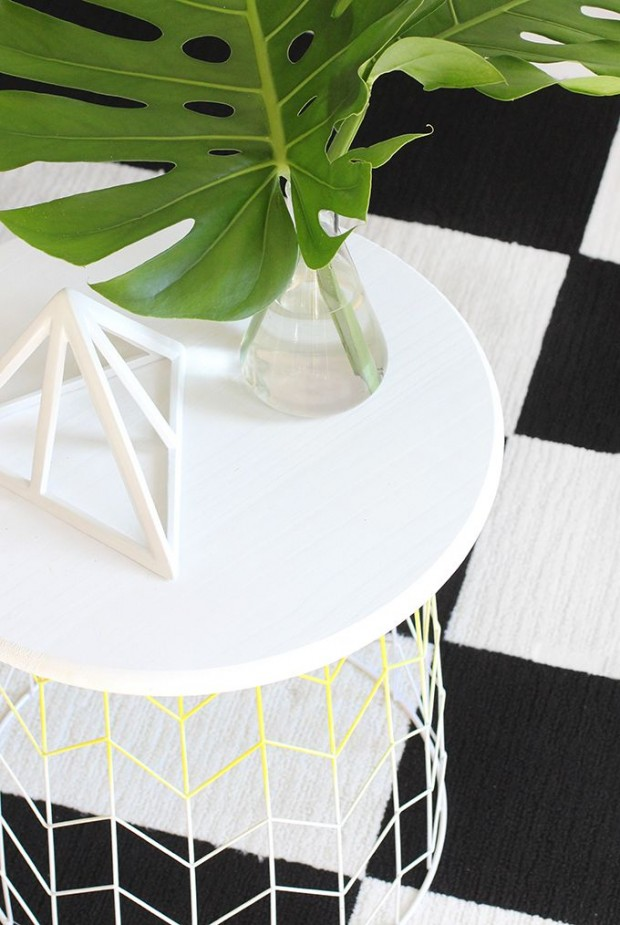 Top DIY Coffee table