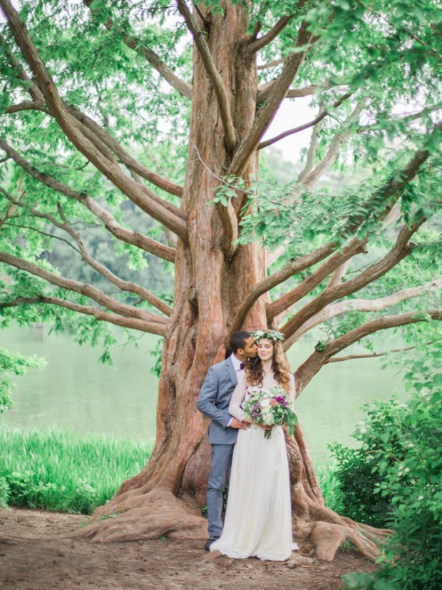 Tree photowedding