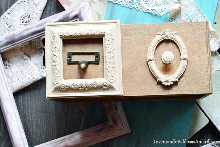 combinar marcos para decorar diy