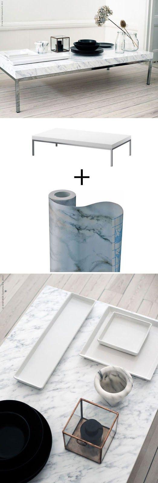 diy marmol