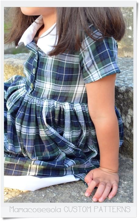 vestido damier 1_by mamacosesola