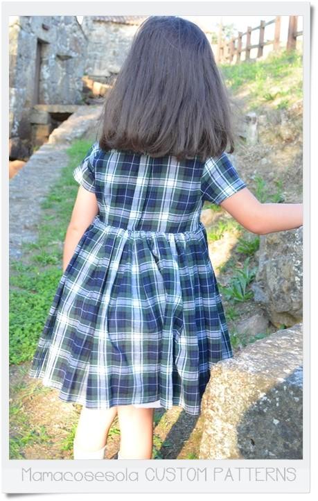 vestido damier 8_by mamacosesola