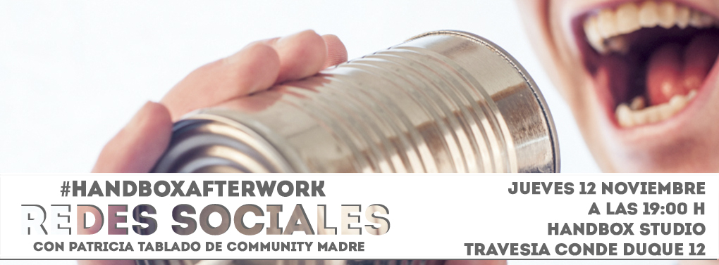 AFTERWORK REDES SOCIALES 2