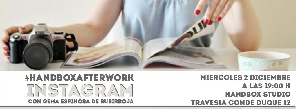 AFTERWORK RUBIRROJA INSTAGRAM 2