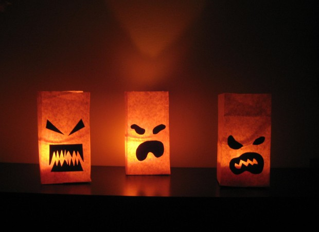Veleros para halloween
