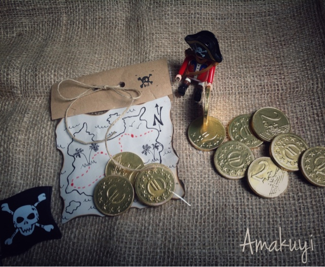 Invitaciones-cumple-tutorial-piratas-chocolate-monedas