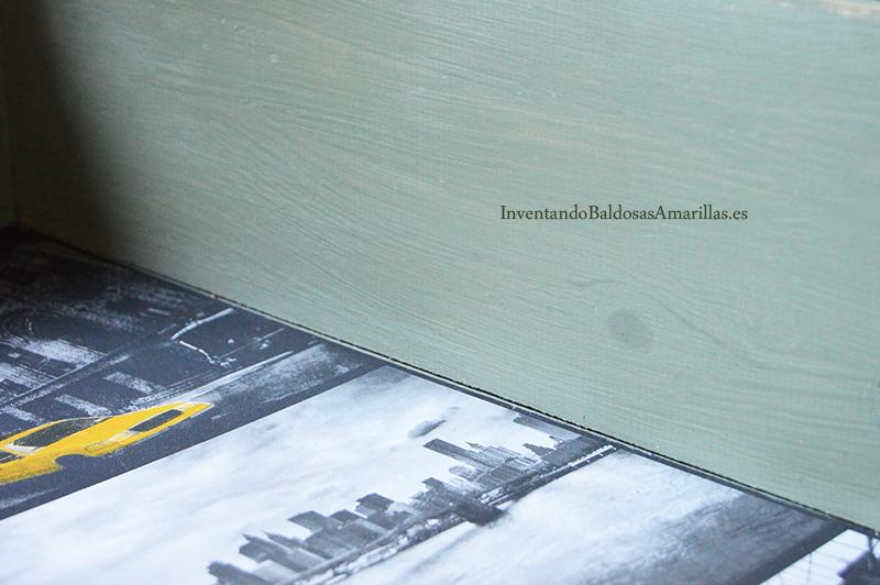 decorar cajones con chalk paint