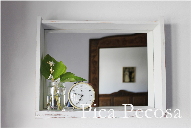 espejo-pared-diy-con-cajon-mesita-reciclado-chalk-paint