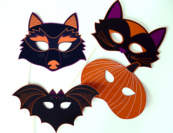 caretas-imprimibles-halloween